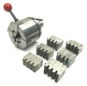 Geometric 3 4 d Style Threading Die Head W 1 Shank Chasers