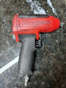 Snap on Tools Air Impact Wrench 3 8 Drive Mg325