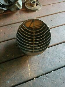 1963 1964 Ford Galaxie Mercury Left Under Dash Air Duct Vent Outlet Grille
