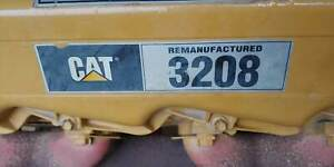 Caterpillar 3208 Diesel Engine Used 4777 Hours Runs Perfect