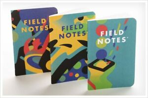 New Field Notes Xoxo 2018 Sealed Set Of 3 Notebooks