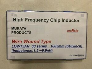 Murata High Frequency Chip Inductor Kit Lqw15an