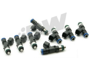 Deatschwerks Fuel Injectors 60lb hr 2006 13 Dodge Charger Rt V8 Hemi 5 7