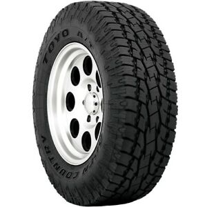Toyo Tires Open Country A T Ii 35x1250r20 121r E 10 Opatii X