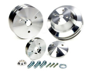 March Performance Corvette 3 Pc Pulley Set