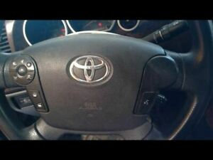 2010 2013 Toyota Sequoia Driver Steering Wheel Air Bag With Radio Control Tundra