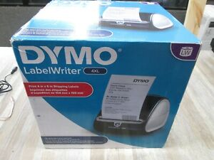 Dymo Labelwriter 4xl Label Thermal Printer Black 1755120 Free Shipping New