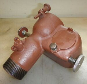 Carburetor Or Fuel Mixer For A 7hp Witte Antique Flywheel Old Gas Engine