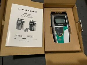 Oakton Ph 6 Meter With Ph And Atc Probes each 35613 22