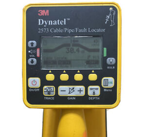 3m Dynatel 2573 Cable pipe fault Locator
