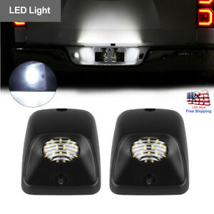 2pc For 1995 2004 Toyota Tacoma Superior Brightness Led License Plate Light Lamp