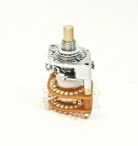 Tosoku Rotary Switch Rs113p2 10 aps 16r