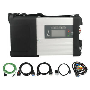 For Mercedes Benz Mb Diagnostics C5 Multiplexer And New Hard Drive Update Star