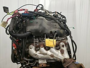 2005 Cadillac Escalade 6 0 Engine Motor Assembly 155 414 Miles No Core Charge