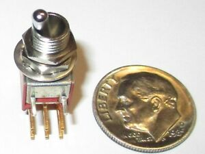 C k t201 Sub miniature Toggle Switch Dpdt On On Pc Mount Nos 1 Pcs