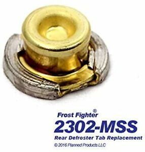 Rear Window Defroster Replacement Tab 2302 Mss By Frost Fighter