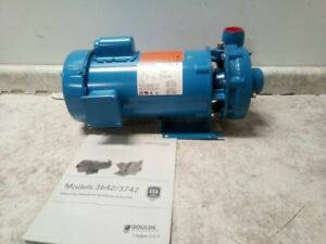 Goulds Water Technology 2bf22012 2 Hp 3500 Rpm 120 240vac Centrifugal Pump