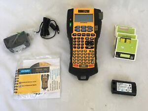 New Dymo Industrial Rhino 5200 Label Maker Office Business Essential Tool Gadget