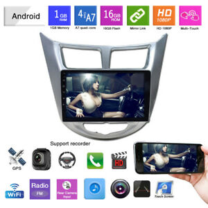9 Android 8 1 1 16gb Dedicated To Hyundai Rena Rena Ix25 Navigation