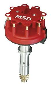 Msd Chevy V8 Tall Deck Dist 8558