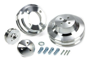 March Performance Mustang 3 Pc Pulley Set