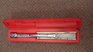 Snap On 3 8 Drive Torque Wrench Qjr 2100b