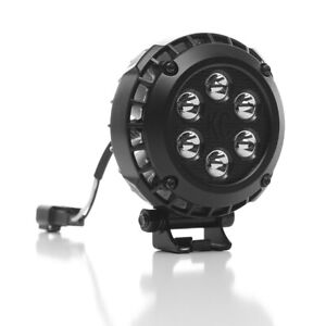 Kc Hilites 300 4 Inch Round Lzr Led Light Spot Driving Accessory System 2 Pack
