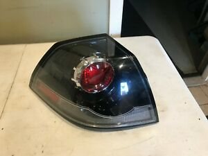 08 09 Pontiac G8 Gt Lh Driver Side Tail Light V8 6 0l Lamp Euro Holden Oem Gm