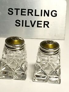 Norway Sterling Silver Guilloche Enameled Salt And Pepper Shaker