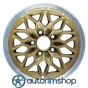 Pontiac Firebird Trans Am 1978 1981 15 Oem Wheel Rim Gold With Machined Lip