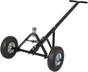 Trailer Hand Dolly Heavy Duty Steel Cart Camper Boat Mover Utility Towing Truck