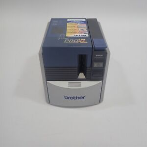 Brother P touch Pro Xl Pt 9500 Pc Label Maker W New Labels