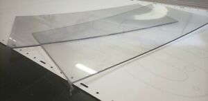 Clearance Clear Polycarbonate Sheet 3 16 X 30 X 36 Nominal