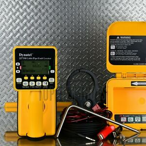 Dynatel 3m 2273m 3 watt Cable pipe Locator Underground Utility Cps Fault Finder