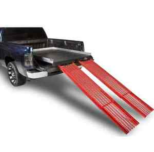 Cargo Ease ce7548ccr Ramp Series Bed Slide 1800 Lb Load Capacity