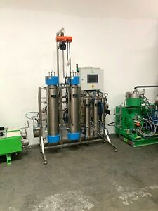 Apeks Supercritical 5000 20l X 20ldp Co2 Dual Phase Extraction System