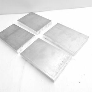 625 Thick 6061 Aluminum Plate 4 X 7 25 Long Qty 4 Flat Stock Sku 174303