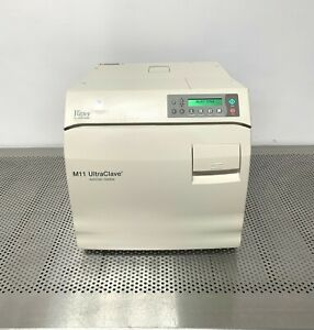 Ritter Midmark M11 022 Ultraclave Automatic Steam Sterilizer 6 5 Gallon A