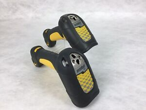 Symbol Fz Ls3408 fz20005 Barcode Scanner no Cables lot Of 2