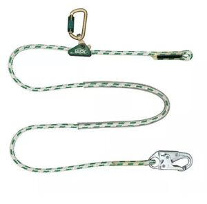 Buckingham Buckadjuster 9 6 Rope Secondary 6ft Lineman Climbing