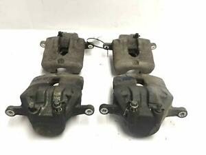 12 Chevy Camaro Set Of 4 Front And Rear Brembo Calipers Front 3 6l