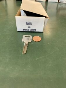 Lot Of 23 Gm Key Blank Blanks A Ignition