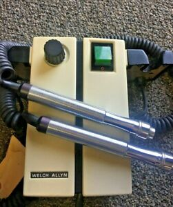 Welch Allyn 74910 Series Wall Transformer With 2x Handles No Heads