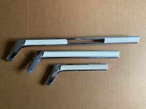 1977 Ford Thunderbird Mouldings 10 Pieces Great Condition