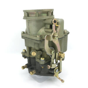 Holley 94 Flathead Long shaft Model Carburetor Tri power 1939 53 Brand New
