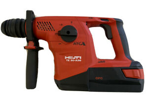 Hilti Te 30 a36 Cordless Combihammer With Battery 5 2