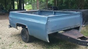 Chevrolet 8 Ft Square Body Truck Bed Fits 1973 1987