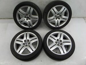 Vw Gti 17 Long Beach Wheels Mk4 00 05 Oem 1j0 601 025 Ab Jetta