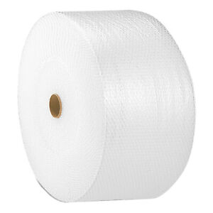 250 Ft 3 16 x 12 Small Cushioning Wrap Padding Bubbles Roll Us Seller