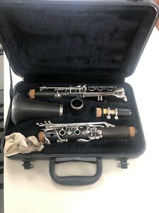 Prestini Bb key Clarinet with case & New Mouthpiece And Ligature!!